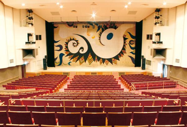 旭川市公会堂 | 日本政府観光局(JNTO)コンベンションの誘致・開催支援
