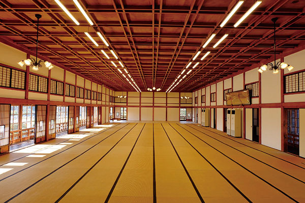 Great Hall, Rinkokaku Annex 2F