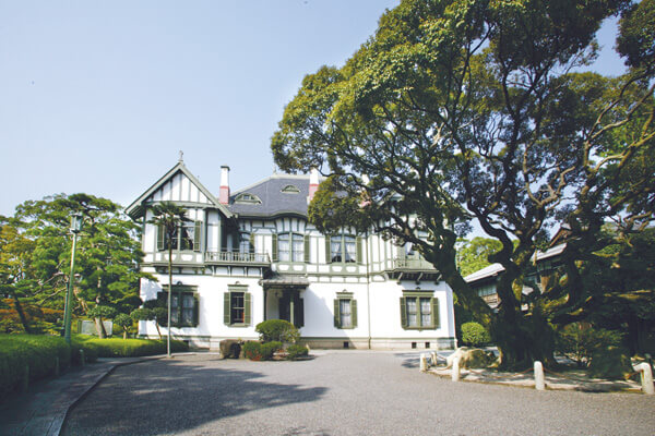 Former Matsumoto House (The Industry Club of West Japan)